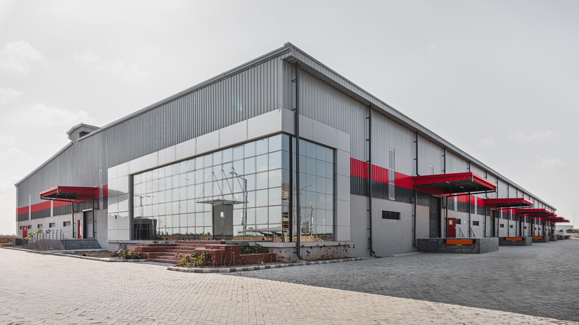 Arista Logispace-Industrial Parks & Warehouses 1