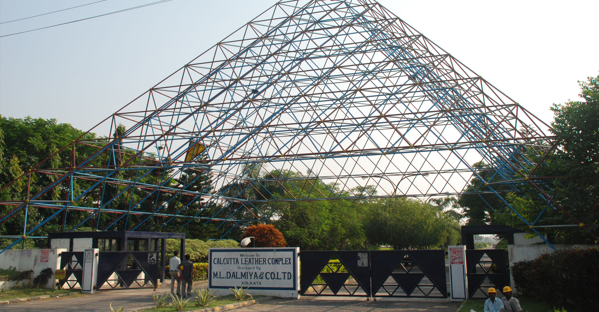Calcutta Leather Complex-Industrial Parks & Warehouses 2