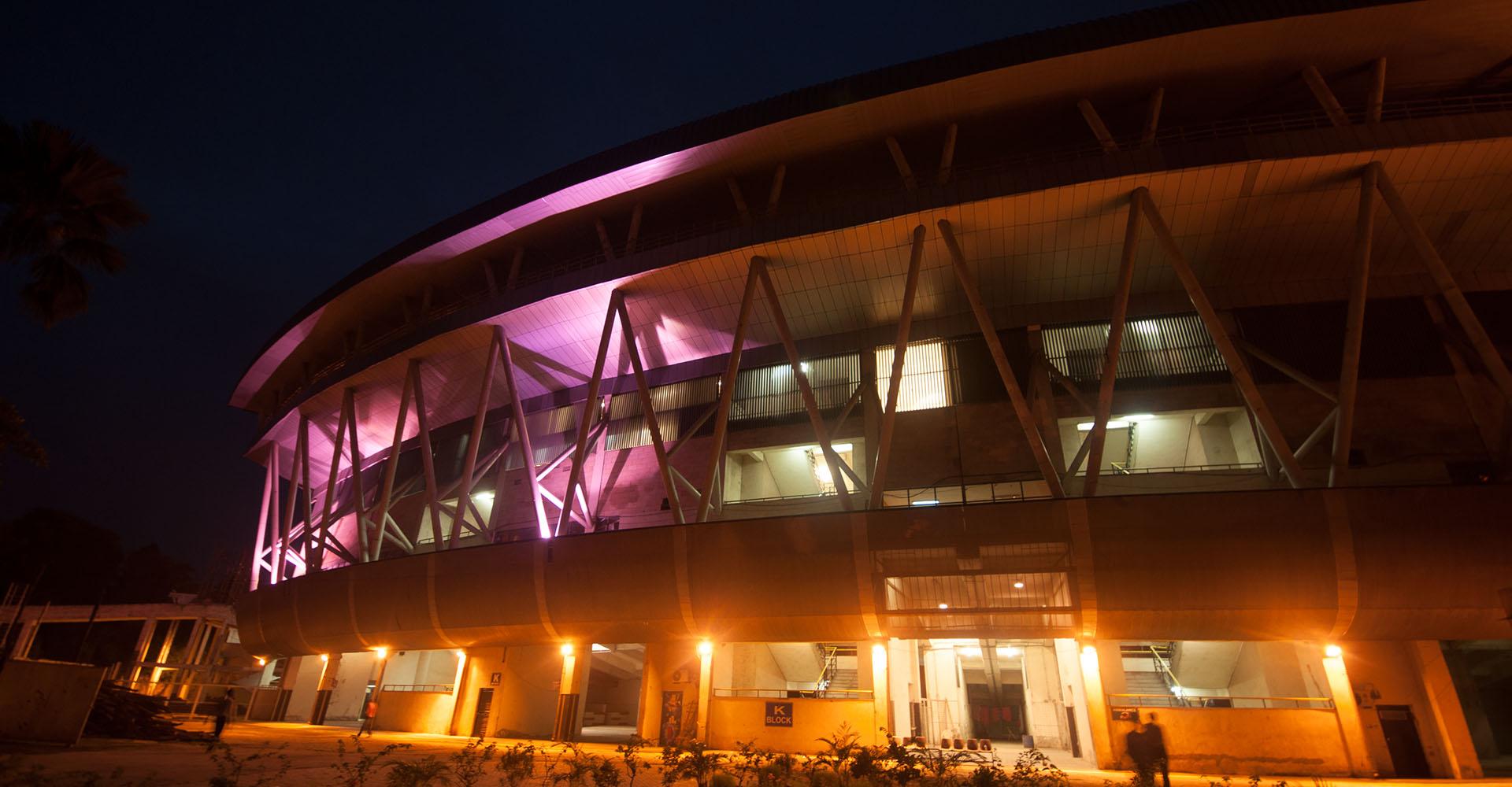 Eden Gardens Cricket Stadium-Institutional & Commercial 4