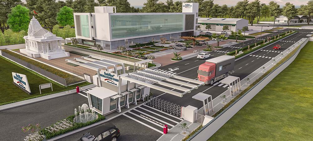 Fanidhar Food Park-Industrial Parks & Warehouses 2