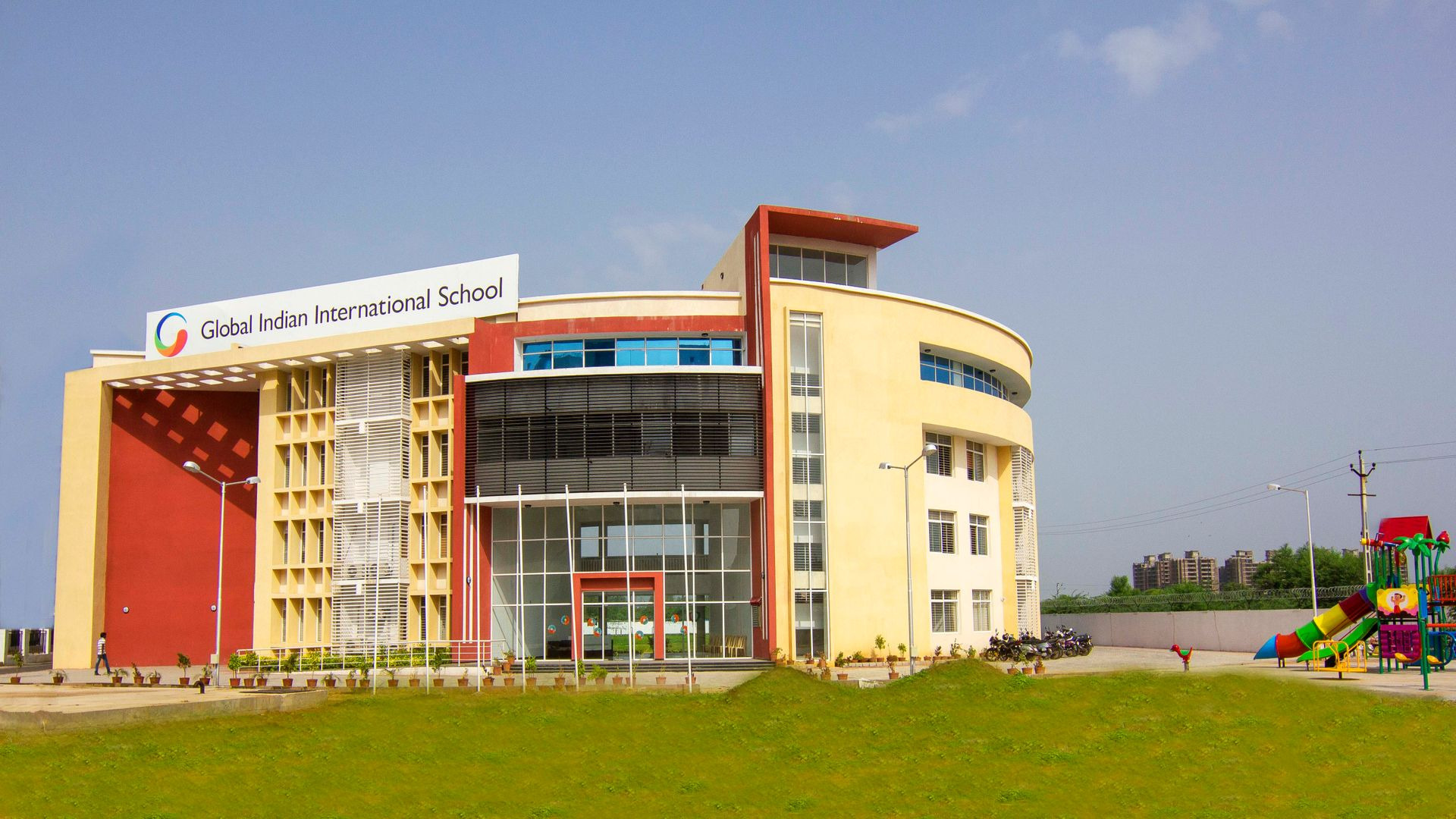 Global Indian International School-Institutional & Commercial 3