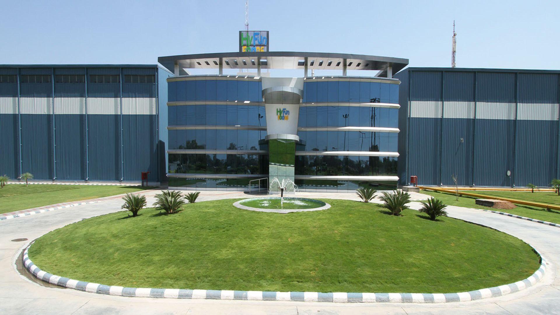 Hyfun Frozen Food-Agro & Food Processing Industries 1