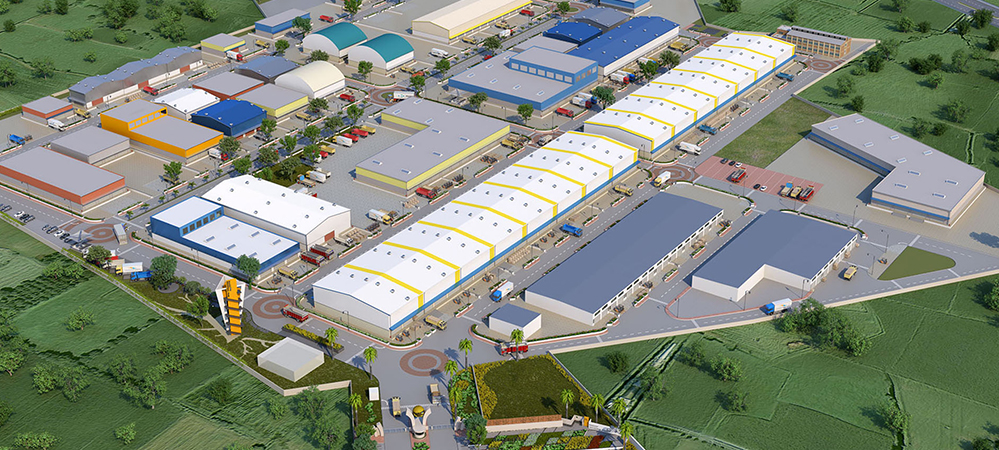 Mascot Industrial Park-Industrial Parks & Warehouses 1