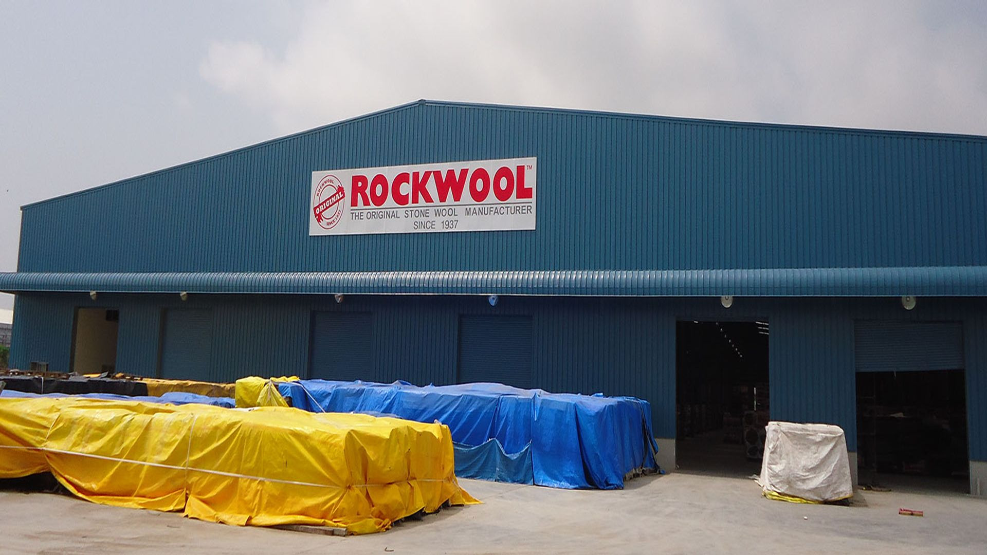 Roxul Rockwool Insulation India
