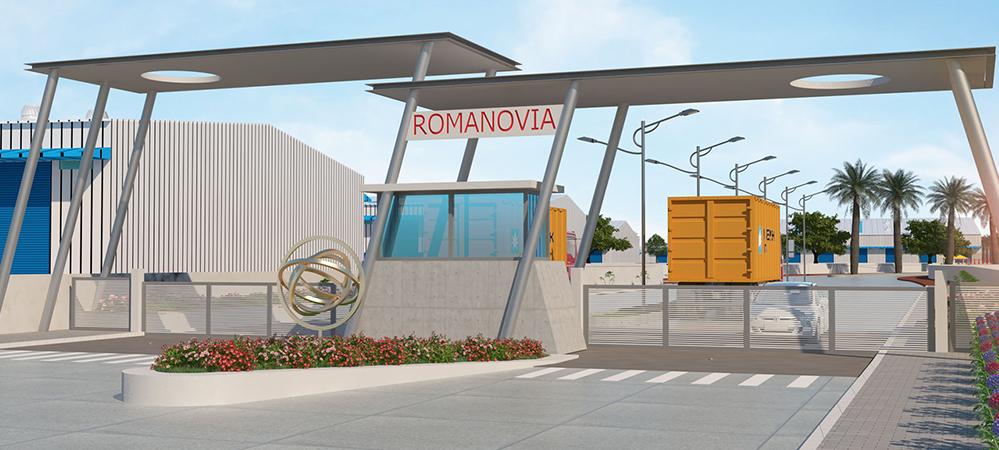 Romanovia Industrial Park