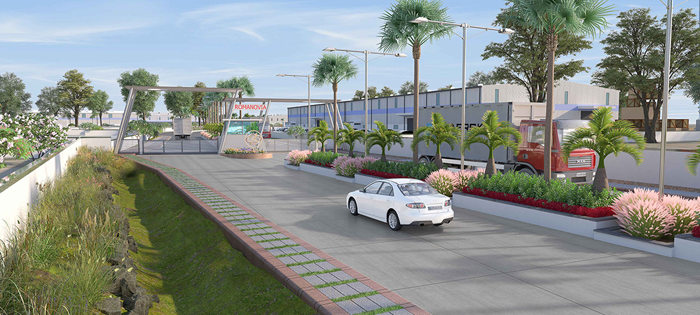 Romanovia Industrial Park-Industrial Parks & Warehouses 3