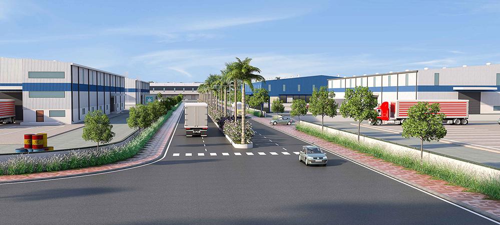 Romanovia Industrial Park-Industrial Parks & Warehouses 4