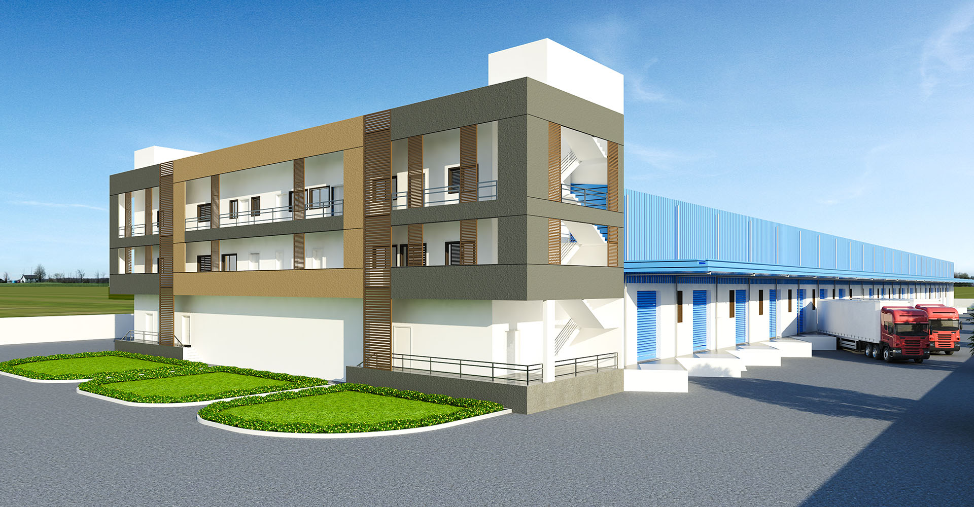 TCI Group-Industrial Parks & Warehouses 2