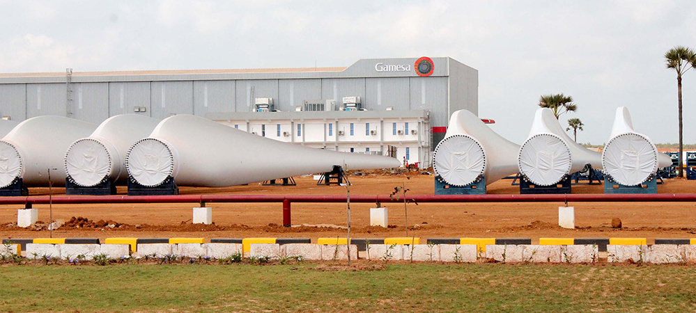 Siemens Gamesa-Engineering & Capital Equipment Industries 2